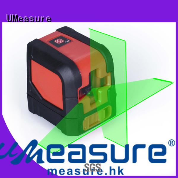cross Custom horizontal best laser level dots UMeasure