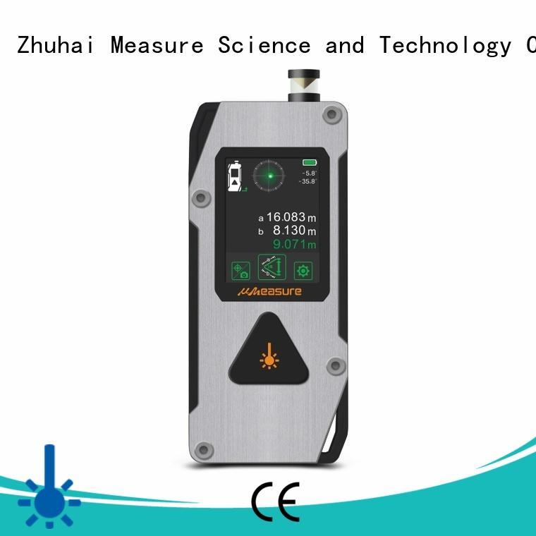 UMeasure multifunction distance meter laser distance for worker