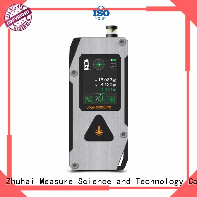 electronic best laser distance measurer one button distance for worker