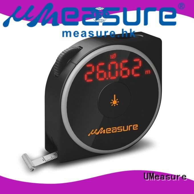 UMeasure carrying laser measuring meter accuracy measuring