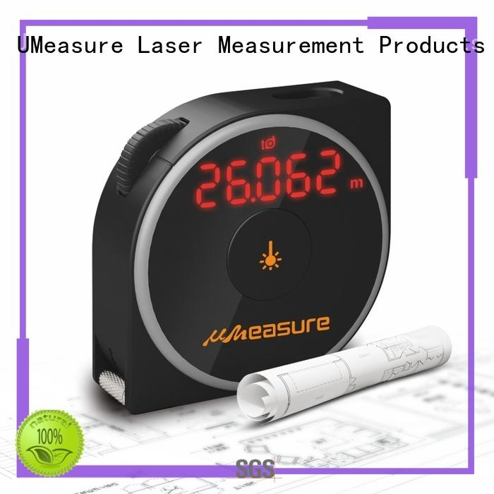 accurate bluetooth laser distance measurer ranging UMeasure Brand company