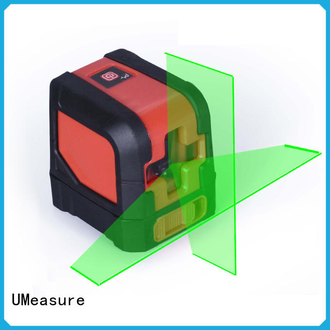 UMeasure free sample self leveling laser level accurate house measuring