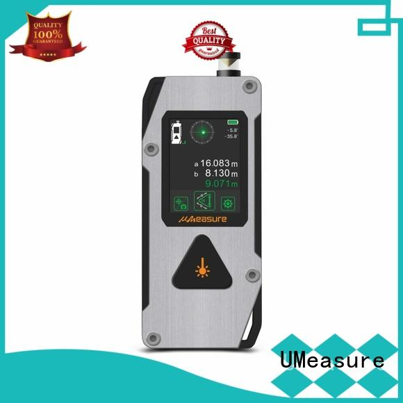 multifunction laser distance measurer radian backlit for measuring