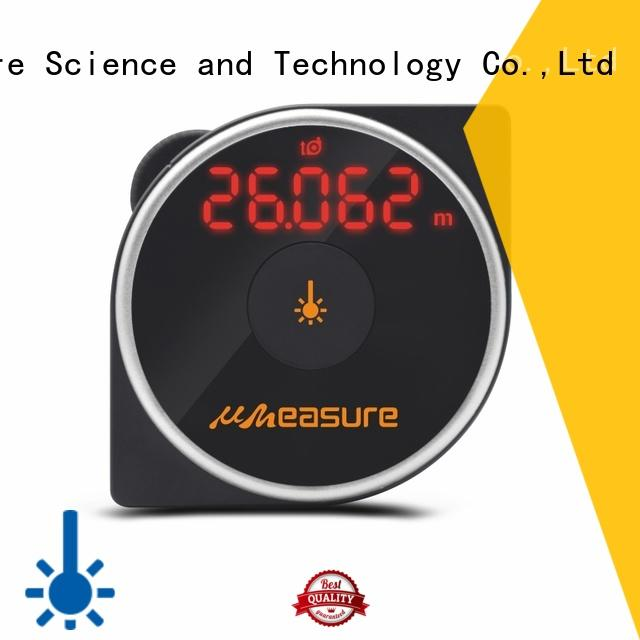 Hot laser distance measurer track UMeasure Brand