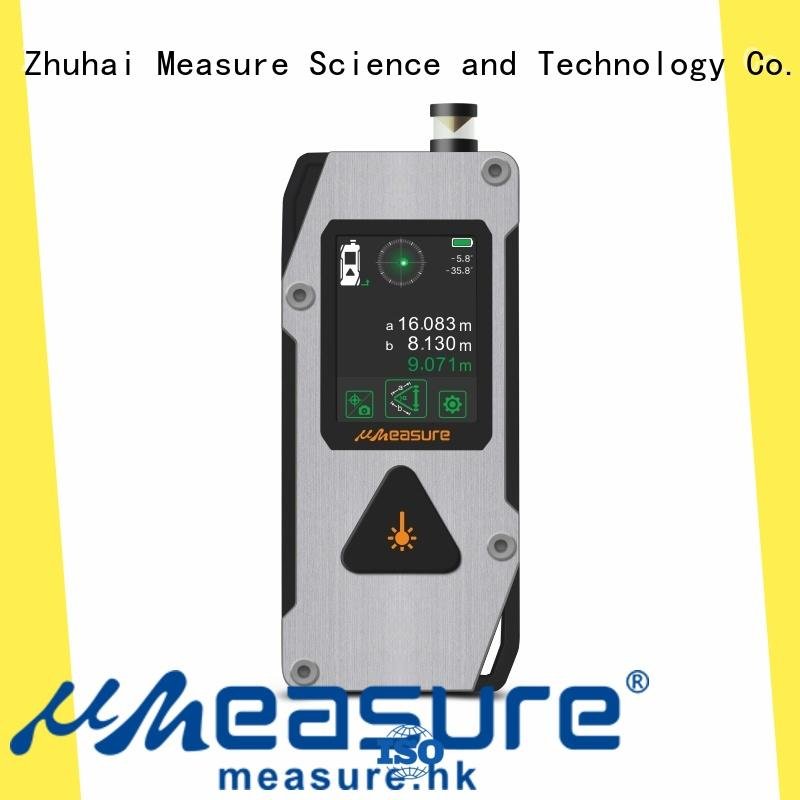 UMeasure household laser distance measuring device bluetooth measuring
