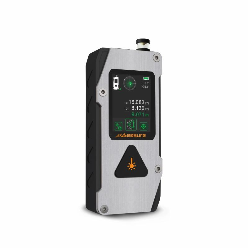 multifunction laser distance measurer radian backlit for measuring-1