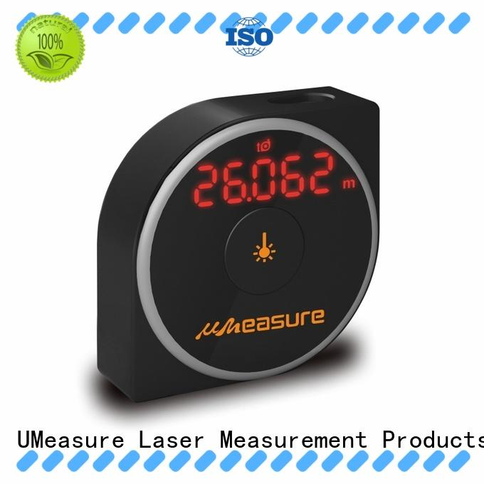 UMeasure long laser distance measuring tool distance for measuring