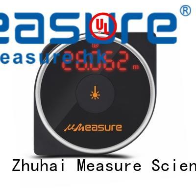 multifunction laser range meter display for worker UMeasure