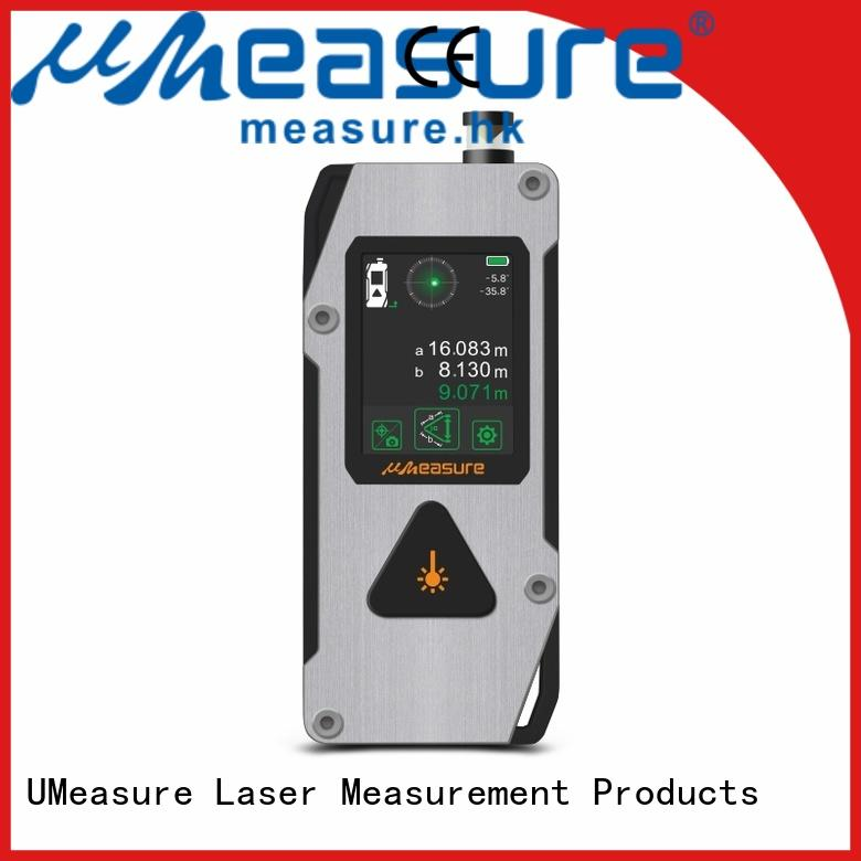 UMeasure fast delivery laser distance finder by bulk for measurement