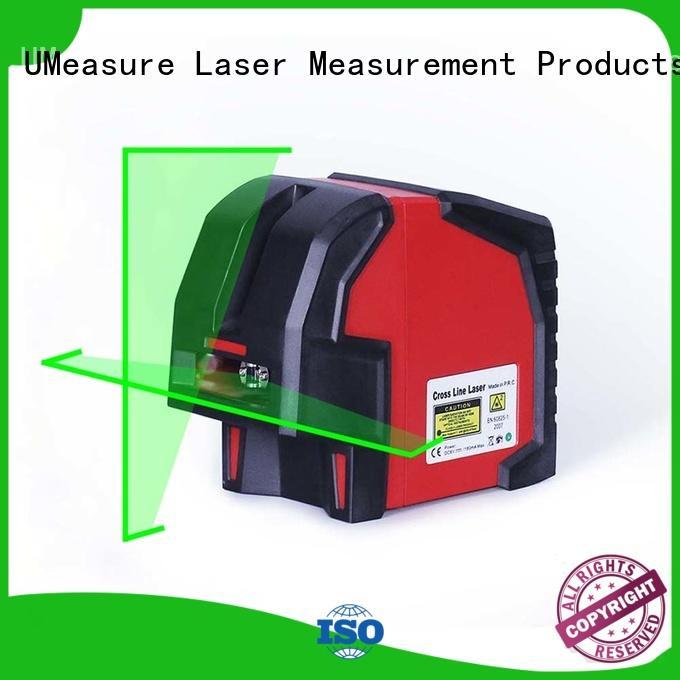 UMeasure popular self leveling laser plumb house measuring