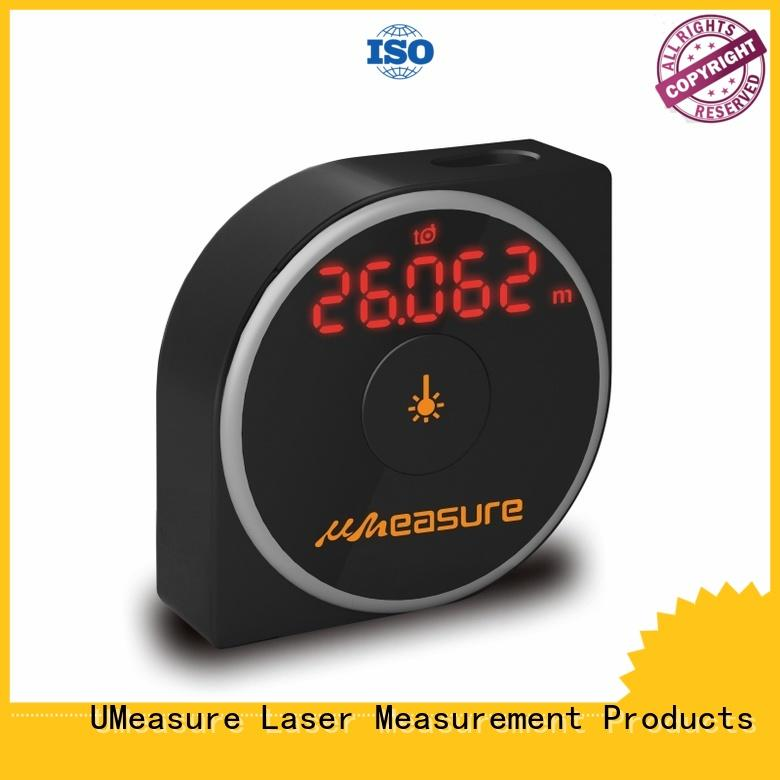 UMeasure accurate curve distance meter laser high-accuracy for worker