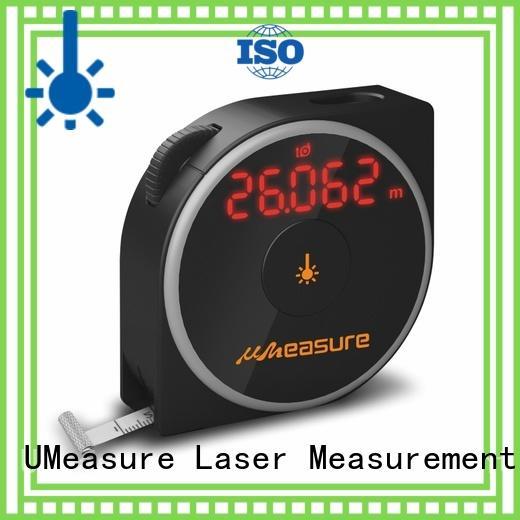 UMeasure household laser distance distance for measuring