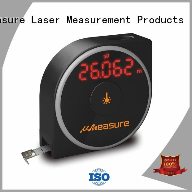 20M/40M Umeasure laser measuring tape for sale MS7-D/20