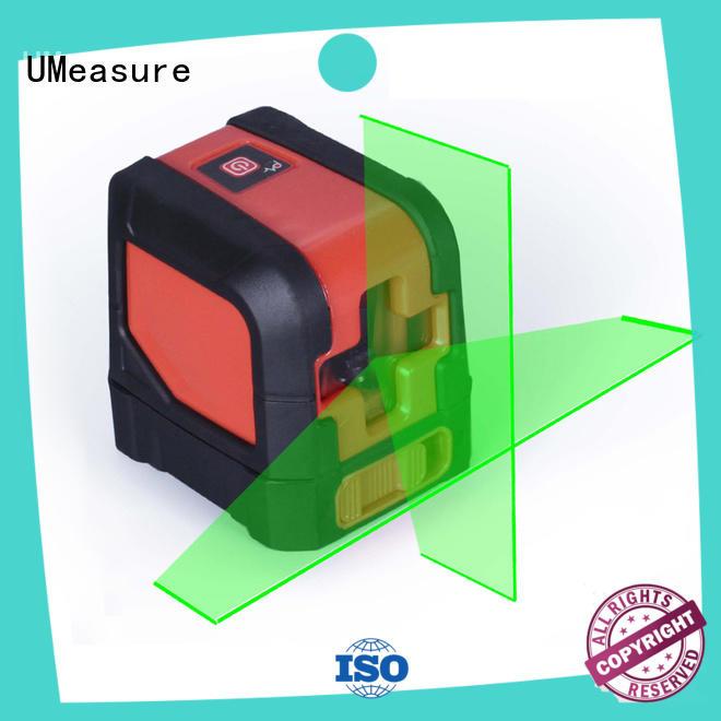 UMeasure popular multi line laser level cross for wholesale