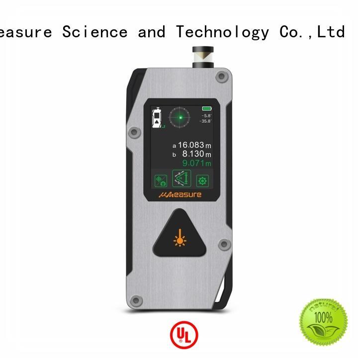 UMeasure cross distance measuring device bluetooth for measuring