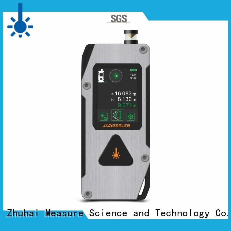 multimode handhold image laser distance measurer UMeasure Brand