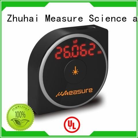 durable digital measuring tape top mode backlit for sale