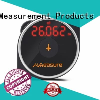 tape laser distance measurer measure touch UMeasure company
