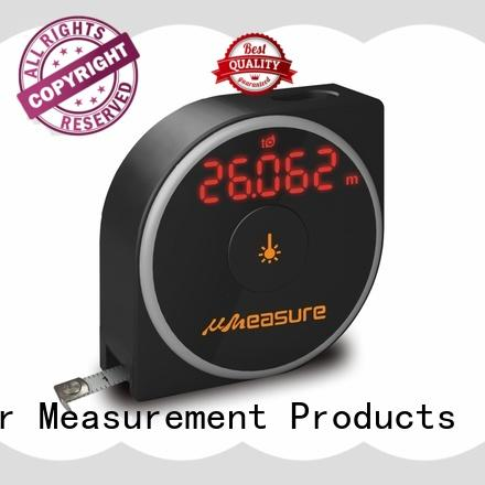 carrying laser measuring tool lase backlit for measuring