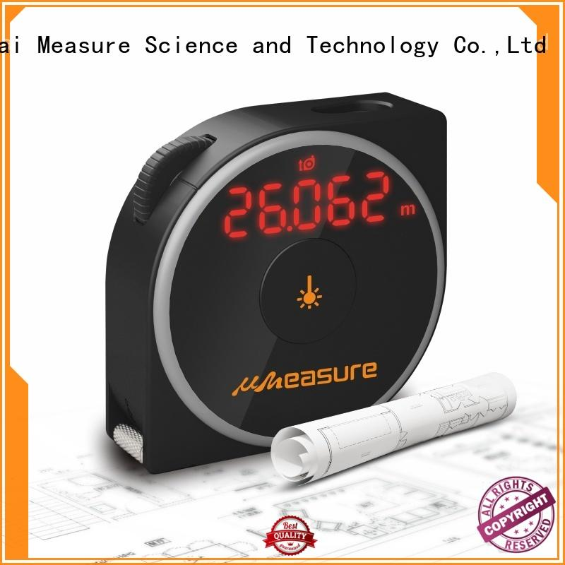 display laser level and distance measure distance for wholesale UMeasure