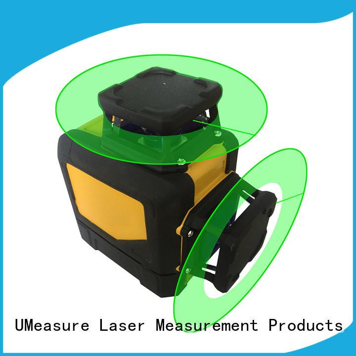 UMeasure bracket cross line laser level accurate house measuring