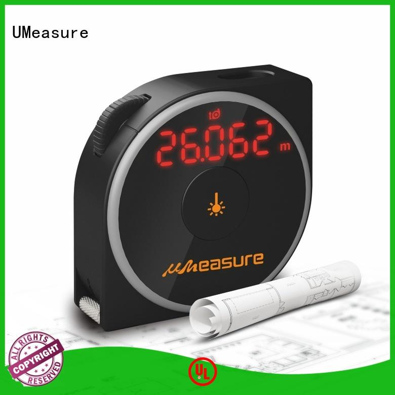 UMeasure tape laser measuring tool handhold for wholesale