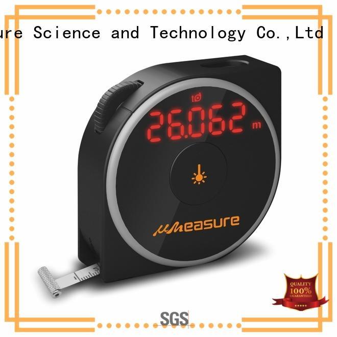 UMeasure carrying laser distance backlit for sale