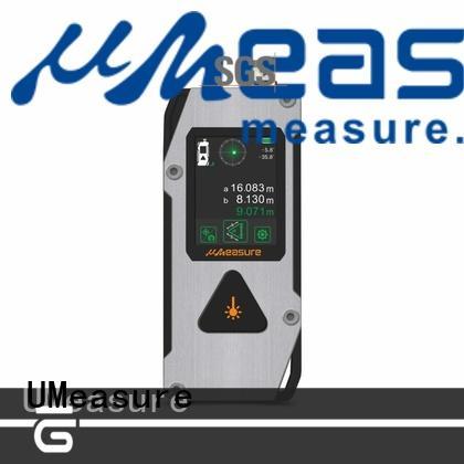 UMeasure long digital measuring tape backlit for measuring