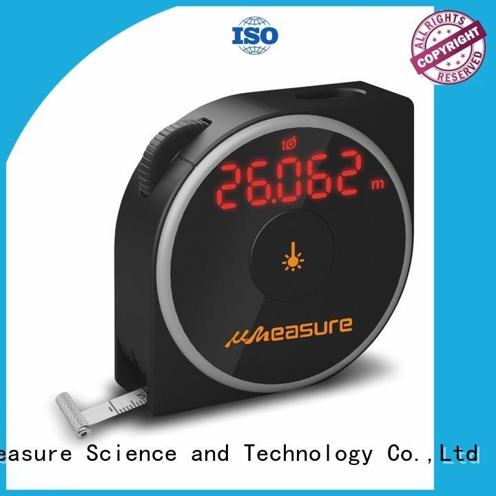 level laser range meter image UMeasure company
