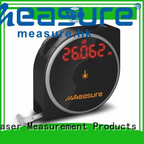 UMeasure handheld laser distance measuring tool high-accuracy for wholesale