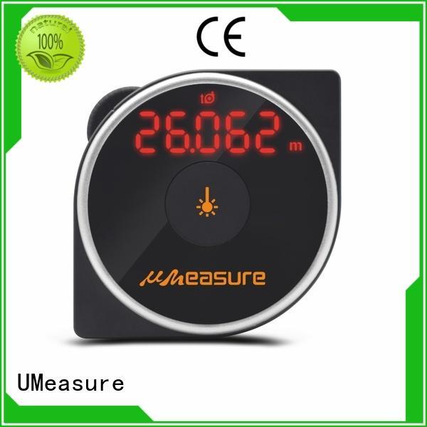 UMeasure laser ruler backlit for wholesale