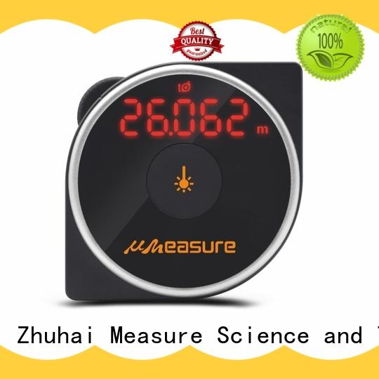 UMeasure high precision laser distance measurer handhold for sale