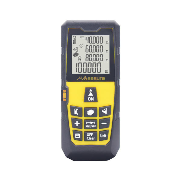 eye-safe laser distance measurer bluetooth for worker-2