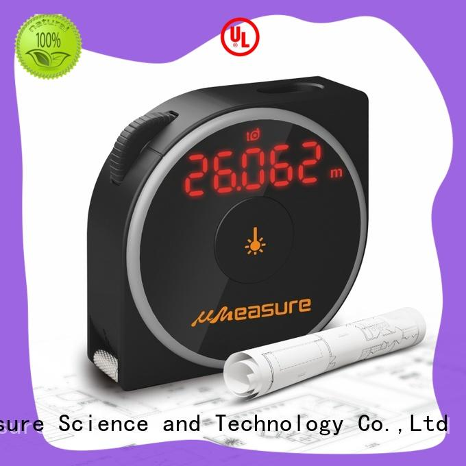 UMeasure pouch laser distance measuring device handhold for measuring