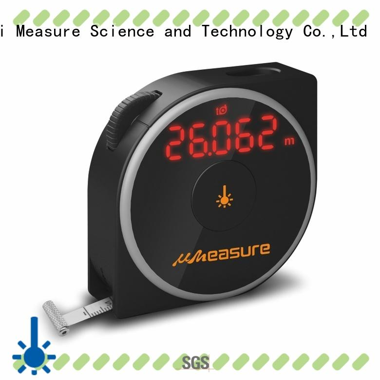 UMeasure household digital measuring device backlit for wholesale