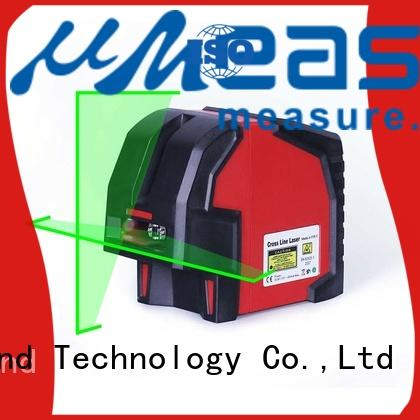 UMeasure self best cross line laser level for customization