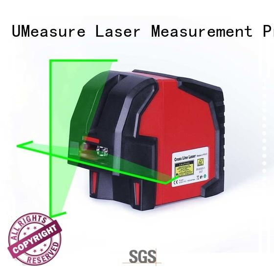 UMeasure bracket multi line laser level high-degree house measuring