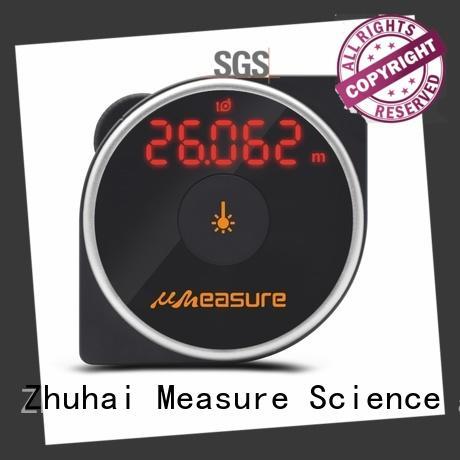 UMeasure eyesafe laser measurment display measuring