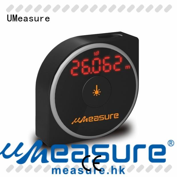 Eye-safe laser tape measure 40m long one button for multi-mode use MS7-40A