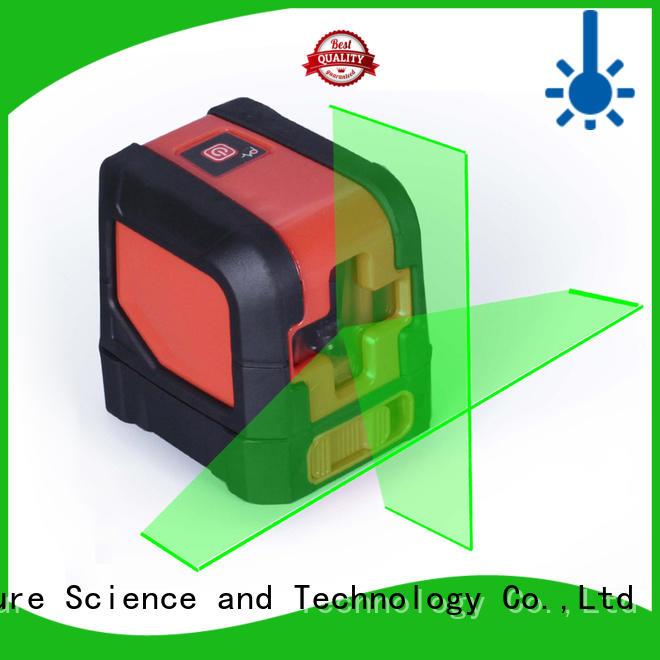 UMeasure level self leveling laser transfer house measuring