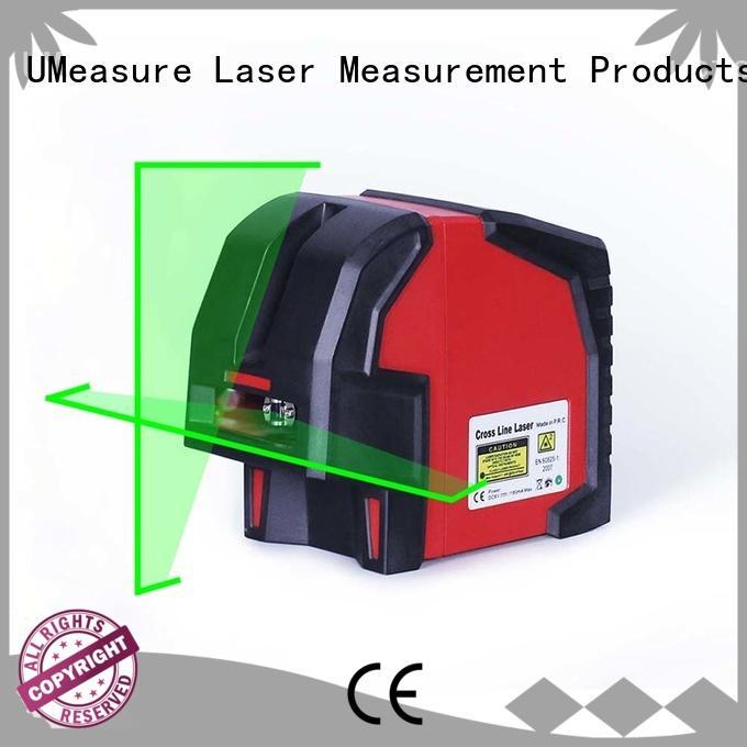 Wholesale transfer multi line laser level UMeasure Brand