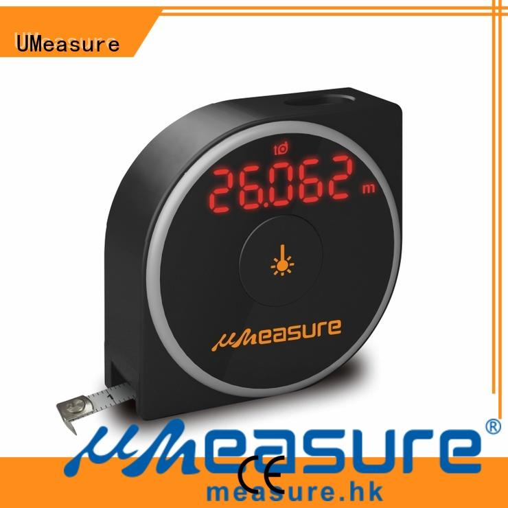 UMeasure electronic laser measurment combined for measuring