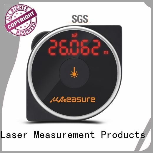 combined laser measuring device manufacturers handhold for measuring UMeasure