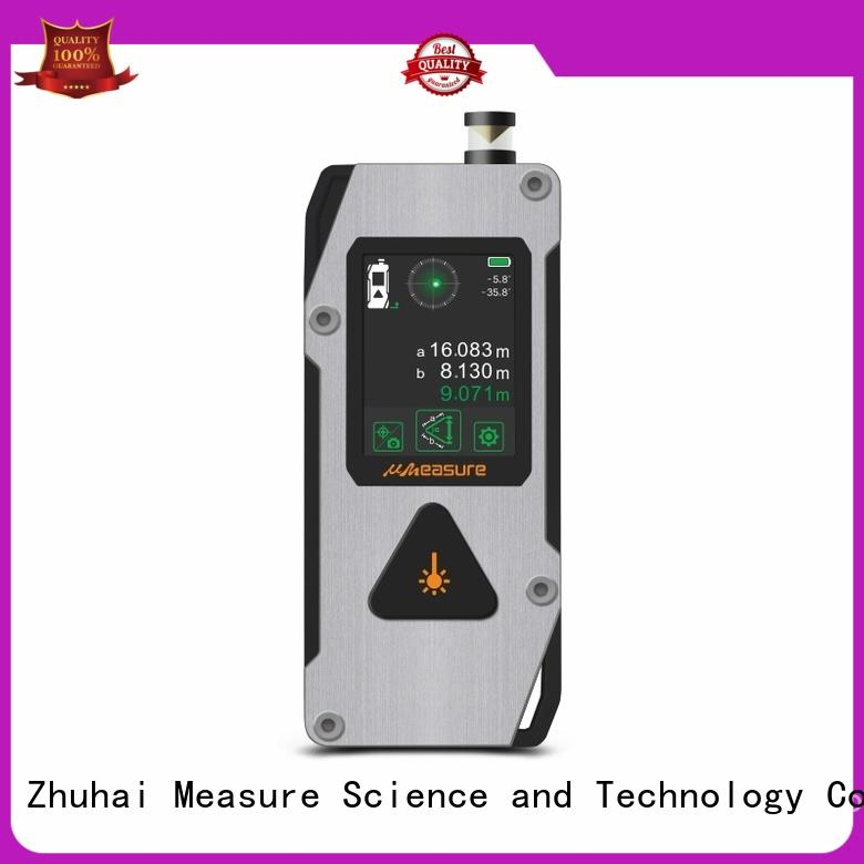 laser range meter charge carrying UMeasure Brand laser distance measurer