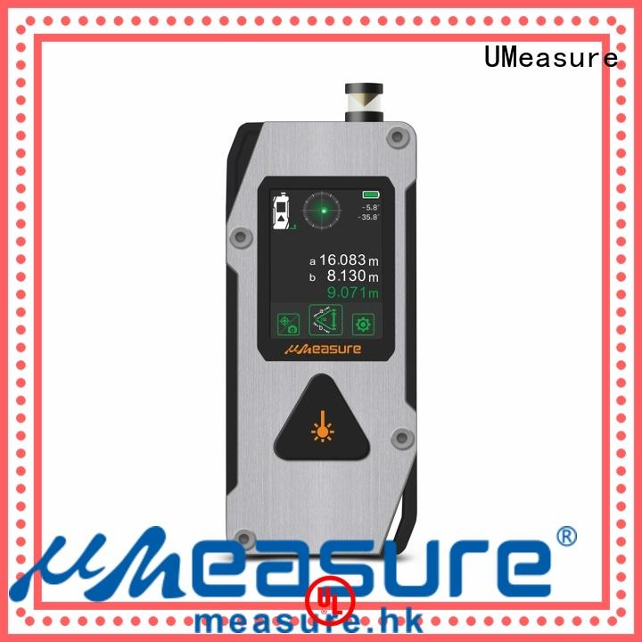 laser distance finder universal for measurement UMeasure
