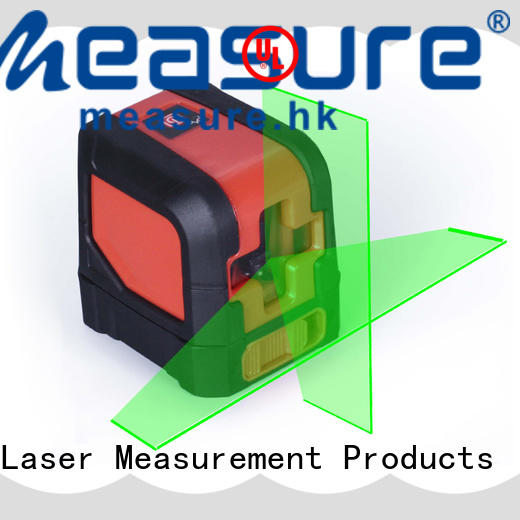 UMeasure on-sale green laser level arrival for customization