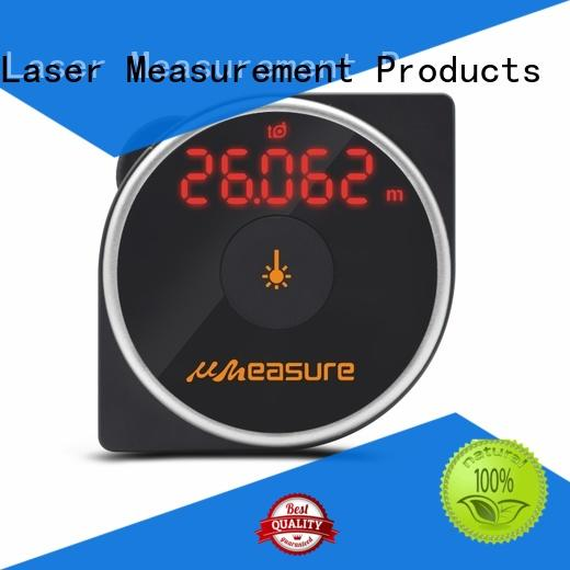 UMeasure handheld laser measuring tool reviews backlit for measuring