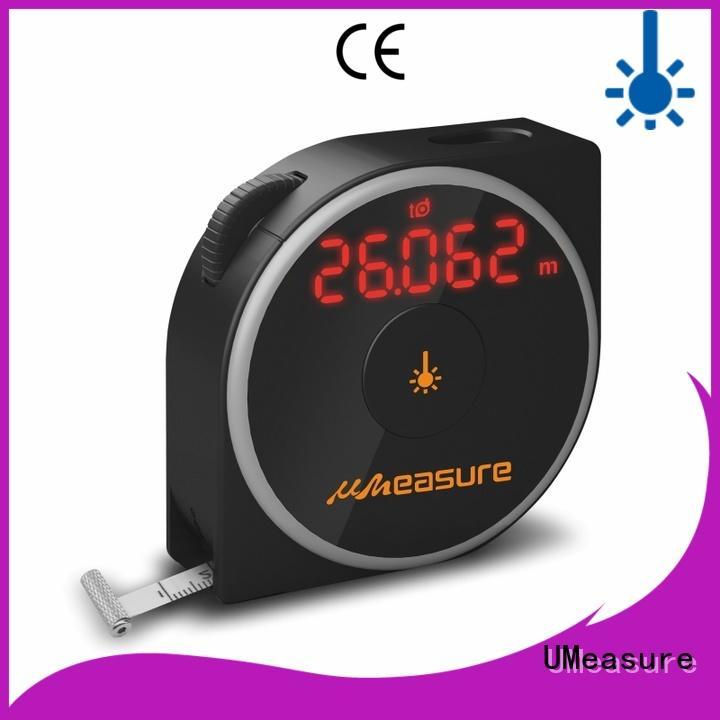 UMeasure image best laser measure display for measuring