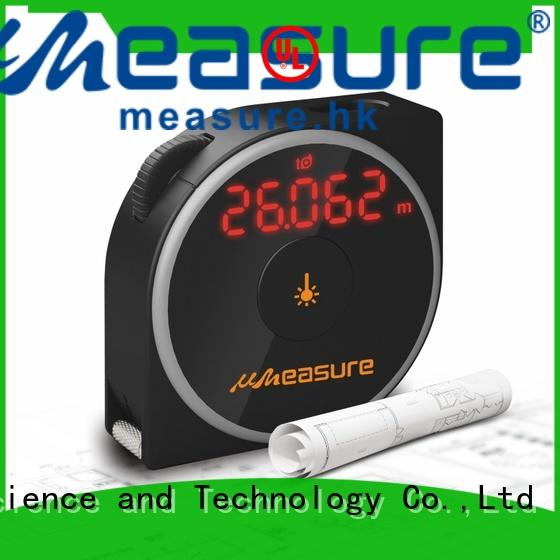 UMeasure long best laser distance measurer distance for wholesale