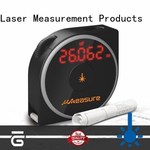laser range meter track laser distance measurer UMeasure Brand